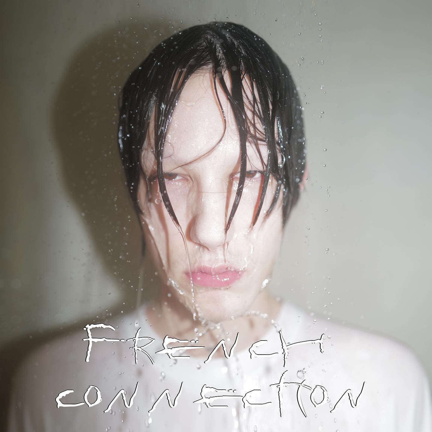 """""""French Connection"""" the first single of BFRND's upcoming album """"Afterlife"""" is out now. Cover shot by Demna Gvasalia."""
